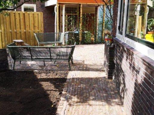 Hoekwoning in Zaandam