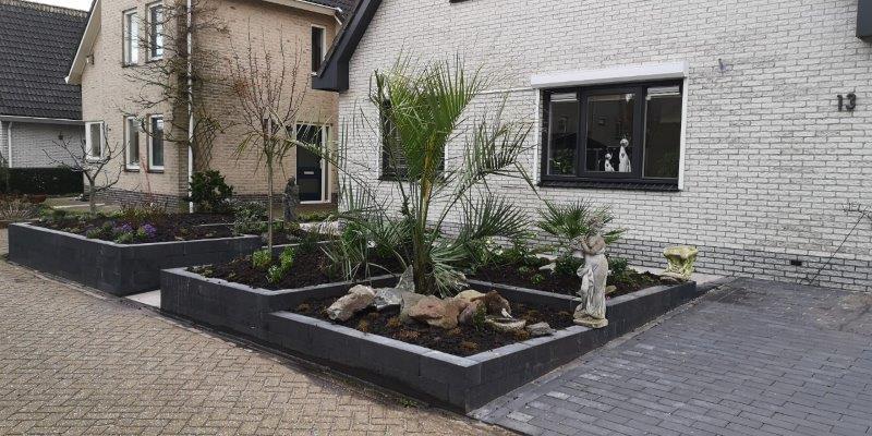Voortuin in Zaandam